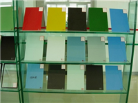 玻璃有几种着色加工方法  玻璃幕墙有哪些常见颜色