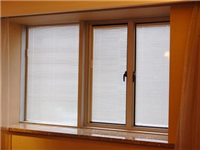 中空百叶玻璃是什么材料  中空玻璃百叶门窗的优点