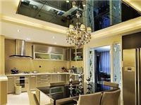 客厅玻璃吊顶可以怎么做  浴室玻璃吊顶的设计要点