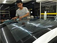 汽车玻璃贴膜有什么作用  如何清除车窗玻璃旧膜层