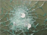 防弹玻璃的作用以及特点  防弹玻璃材料的工作原理
