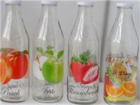 怎么在玻璃瓶表面做烤花  想生产玻璃瓶需要怎么做
