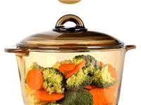 晶彩玻璃锅具有哪些特点  微波炉玻璃饭盒有何优点