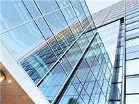 幕墙使用玻璃有什么好处  点式玻璃幕墙的支承结构