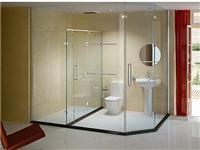 浴室玻璃淋浴房怎么清洗  玻璃上的顽固水垢怎么除