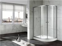 淋浴房的玻璃材料怎么挑  玻璃淋浴房安装注意事项