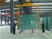 搬运大块玻璃材料的方法  玻璃吊带运输玻璃的优点