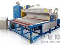 玻璃打砂机详细性能参数  玻璃打砂机工作流程特点