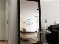 如何把玻璃加工制成镜子  玻璃镜子的种类以及用途