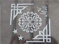 玻璃表面刻花是怎么做的  艺术雕花玻璃分成哪几种