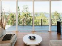 落地玻璃窗一般多大尺寸  落地玻璃窗怎样节能环保