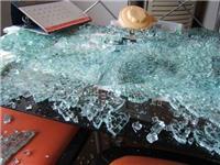 钢化玻璃碎片的检验标准  玻璃幕墙质量的验收标准