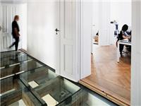 玻璃地板能够分成哪几种  使用玻璃地板有什么要求