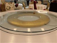 安装餐桌玻璃转盘的步骤  玻璃圆桌茶几该怎么安装