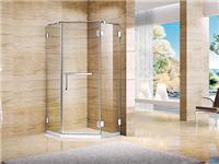 怎么辨别淋浴房玻璃好坏  安装玻璃材料的注意事项