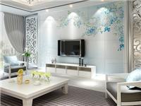 彩雕玻璃背景墙要多少钱  雕刻玻璃制作特点与用途