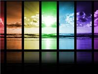 有色玻璃料着色工艺原理  有色玻璃材料染色的原理