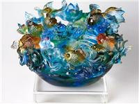 怎样辨别琉璃和玻璃材料  琉璃材料具有什么特点呢
