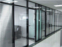 中空百叶玻璃隔断的优点  中空玻璃材料的制造方法