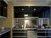 晶钢玻璃橱柜门板的特点  家具常用玻璃材料的种类