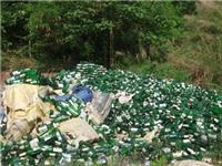 玻璃回收处理再利用方法  陶瓷玻璃材料有什么特点