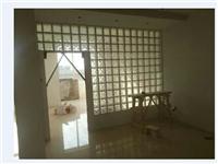 客厅隔断用玻璃砖合适吗  玻璃砖材料的应用与优点