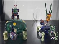 玻璃工艺品生产制作方法  工艺玻璃茶具有哪些特点
