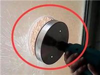 玻璃上能钻孔打空调洞吗  玻璃开空调洞漏雨怎么办