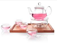 玻璃茶具有什么优缺点呢  买玻璃茶具应该注意什么