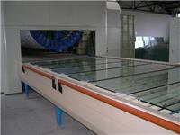 玻璃钢化炉钢化加工原理  浮法玻璃生产原理与特性