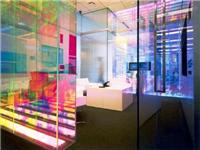 变色玻璃的变色工作原理  变色玻璃工作特点与作用