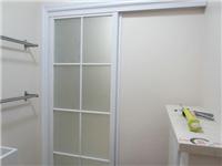 磨砂玻璃隔断适合家用吗  磨砂玻璃该怎样加工制造