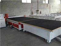 自动玻璃切割机功能特点  玻璃加工厂要投资多少钱