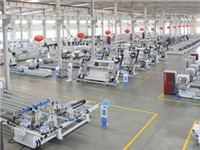 玻璃生产常用设备有哪些  玻璃自动打砂机操作流程