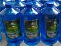汽车玻璃清洗液主要成分  玻璃清洗液可以自己配吗