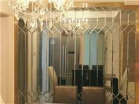 艺术玻璃拼镜装饰的特点  玻璃拼镜有什么安装技巧