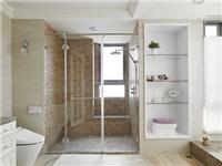 卫生间玻璃门有哪些类型  节能镀膜玻璃有哪些种类