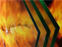 选用防火玻璃要注意什么  灌注型防火玻璃有何特点