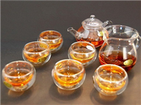玻璃茶具有什么使用特色  玻璃茶具有什么选购标准