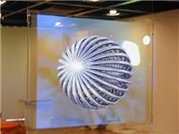 能在玻璃表面投影图像吗  全息投影玻璃有哪些应用