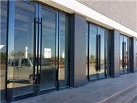常用的玻璃门分成了几类  玻璃推拉门质量检测方法