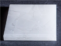 玉石玻璃装饰材料的优点  怎么鉴别天然玉石与玻璃