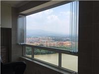 无框阳台窗有什么优缺点  落地玻璃窗如何防火处理