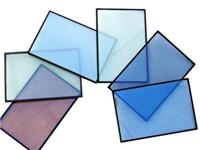 玻璃怎么进行着色处理的  平板玻璃有何特点和作用