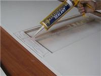 玻璃胶的制作方法与设备  玻璃胶的使用方法与要点