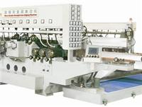 玻璃磨边加工操作的流程  玻璃双边机如何调整磨头