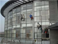 建筑外墙玻璃的清洗方法  如何清洗浴室玻璃淋浴房