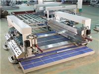 玻璃磨边机的规格与特点  玻璃厂怎么手工打磨玻璃