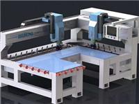 玻璃双边磨边机怎么操作  磨砂玻璃生产工艺的流程
