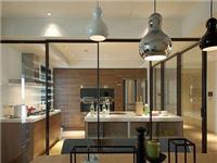 厨房玻璃门透明还是磨砂  厨房玻璃门怎么进行保养